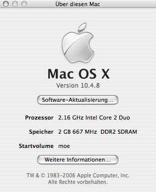 MacBook Pro C2D RAM