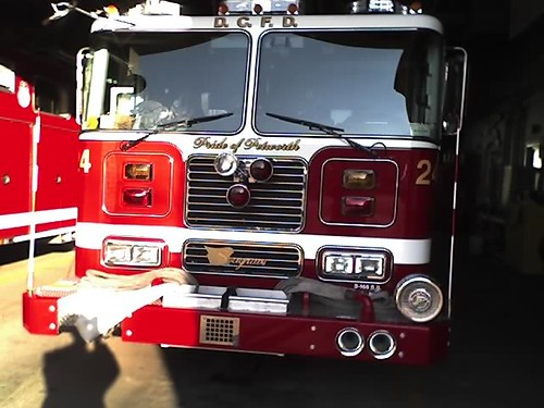Seagrave 2006 front