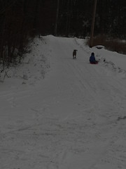 Snow in WV (Ottosmom) Tags: snow westvirginia elkins