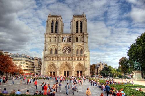 Paris Cathedral, Notre Dame