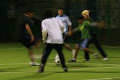 Monday night soccer