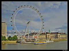 The London Eye - by Hari_Menon