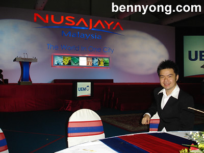 Nusajaya Launch