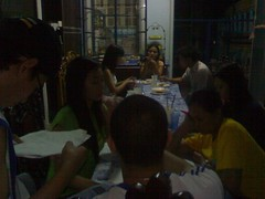 Thesis Food Party :P