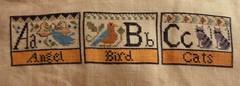 A B C - CHS Alphabet