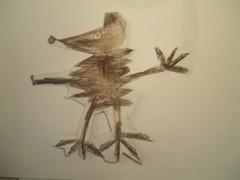 A's wolf puppet