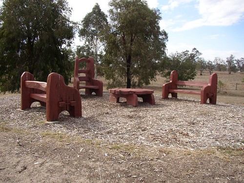 Furniture at Mansfield Park