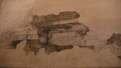 達文西的牆壁繪畫