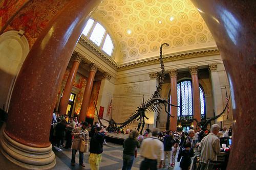 AMNH-Entrance Hall