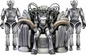 Cyber Controller and Cyberman guards set