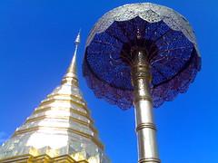 Doi Inthanon (xmagneto) Tags: buddhist north symbols revered