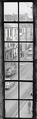 Irish window - Ventana irlandesa (BW) (Paco CT) Tags: ireland urban blackandwhite bw byn blancoynegro window ventana cityscape scene bn urbana urbano irlanda urbanscape 2007 escena paisajeurbano aplusphoto ltytr2 ltytr1 qcfaj pacoct