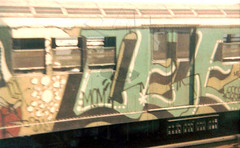 lee4 (Zomboider) Tags: newyork subway graffiti oldschool lee t2b tf5