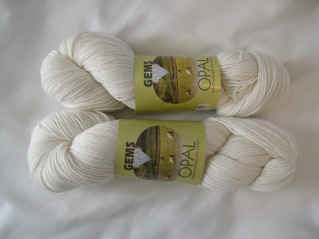 Louet Gems Opal white