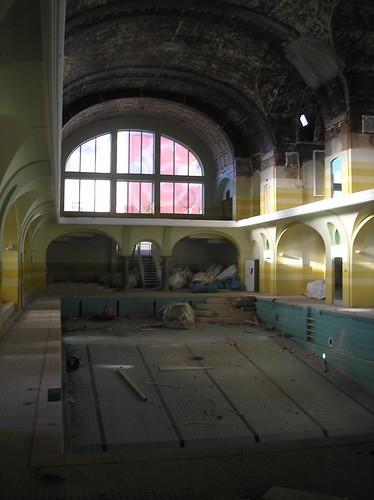 Bismarckbad - Große Halle