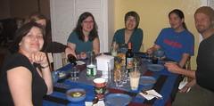 Spinners dinner
