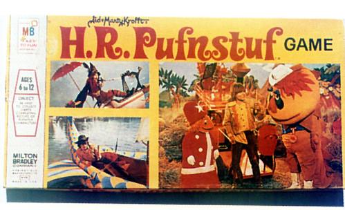 pufnstuf_game