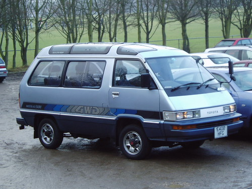 Toyota Master Ace Surf