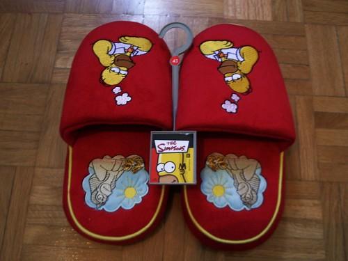 Mis nuevas zapatillas...