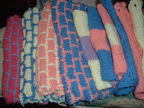 cavalcade of dishcloths