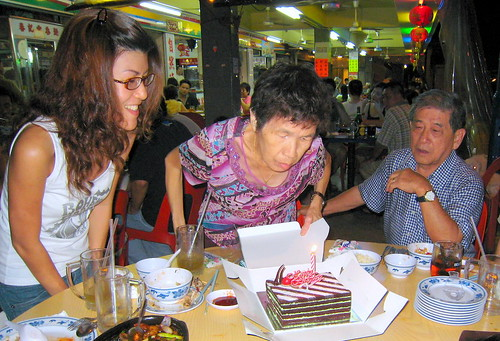 MIL's Birthday