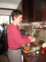 רותי במטבח