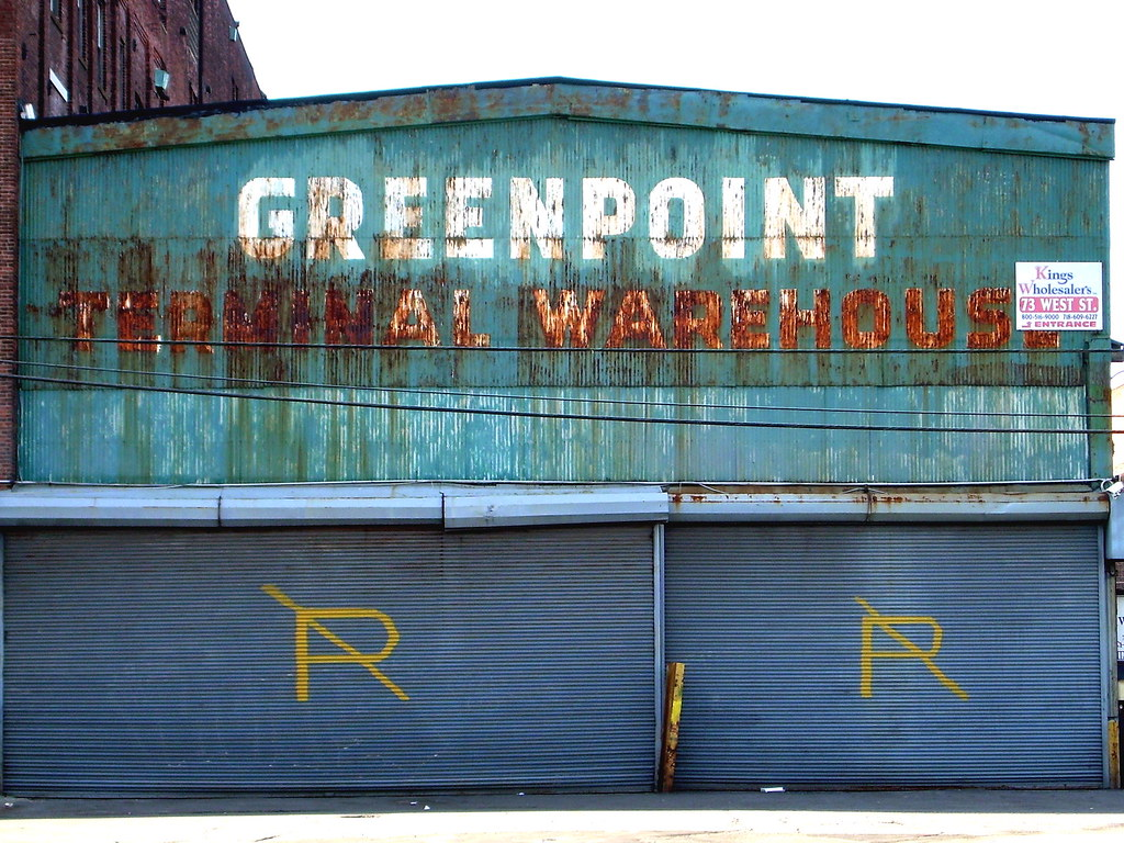 warehouse, greenpoint