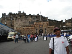 Edinburgh Castle, Edinburgh, Scotland, United Kingdom