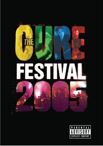 The Cure - Festival 2005 DVD