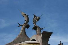 Top of Atlantis (desbah) Tags: architecture atlantis bahamas swordfish