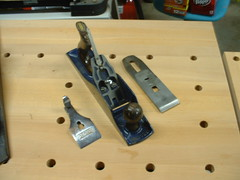Record T5 Handplane without blade and cap
