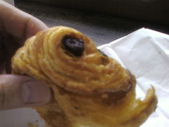 Pain au chocolat from taralucci e vino