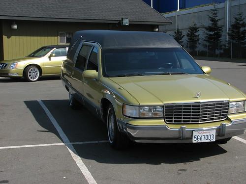 classy hearse