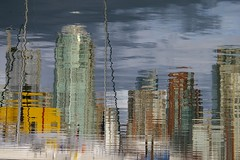 Ultima Thule (rldock) Tags: abstract reflection water vancouver flickrphotoaward