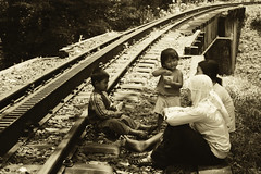 family outing (M3R) Tags: family people indonesia lunch bravo railway indonesian instantfave canonef28105mmf3545usm canon400d lembahanai westsumatera photofaceoffwinner photofaceoffplatinum mariaismawi