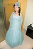 blue dress blue wedding dress photo