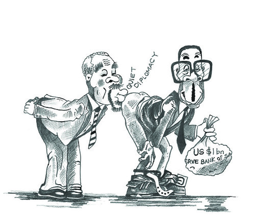 Mbeki Mugabe quiet diplomacy