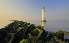 Perch Rock Lighthouse (Deepinon) Tags: uk england lighthouse beach landscape wirral newbrighton deepinon newbrightonlighthouse perchrocklighthouse