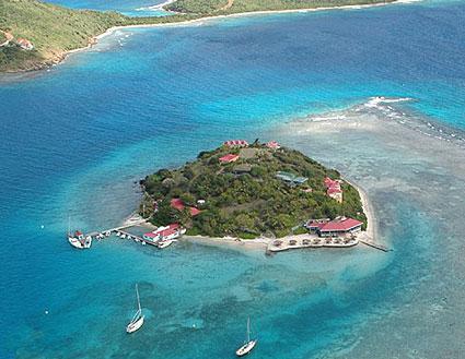 Marina Cay, Tortola - BVI