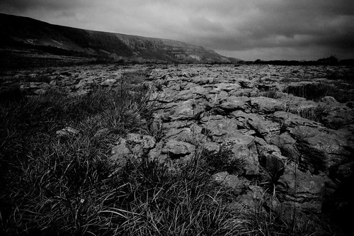 Burren in Black & White