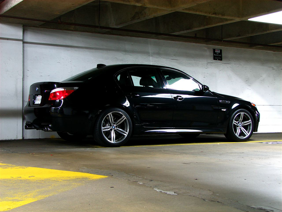New M5 With M6 Wheels Pictures Bmw M5 Forum And M6 Forums