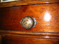 Doorbell, interior side