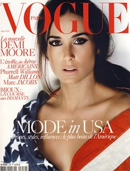 Vogue Paris Aot 2005 (Ze Cali Fairy) Tags: fashion cover demimoore mariotestino frenchvogue vogueparis carineroitfeld tompcheux tompecheux