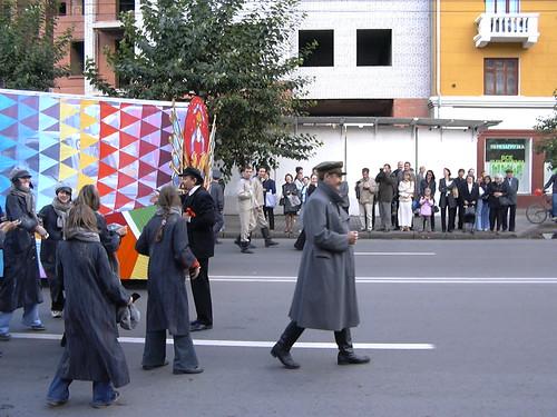 Parade Scenery ©  zhaffsky