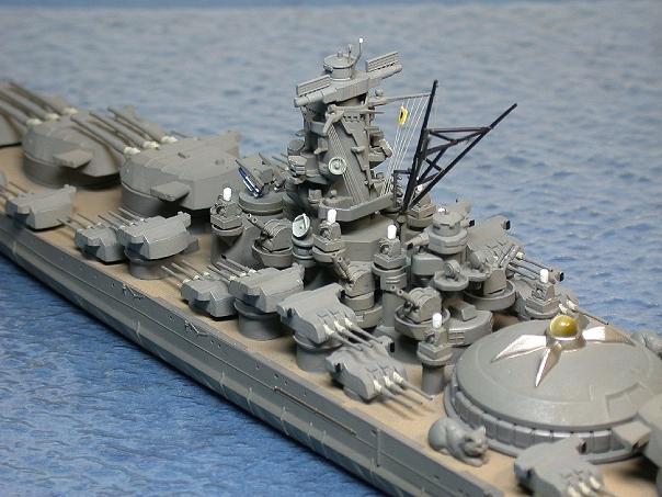 1/700 架空戰艦-ADMIRAL MOXING(鋼鐵咆哮版)