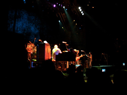 the allman brothers @ the beacon, nyc