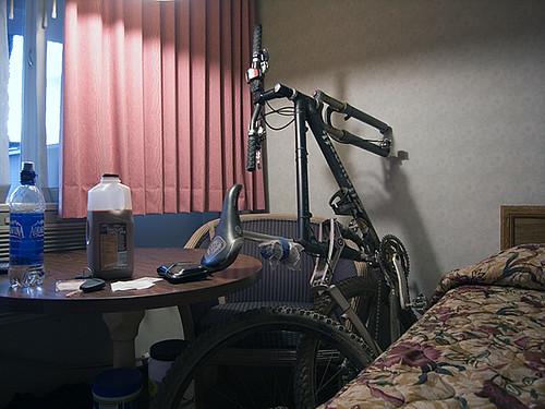 Bed bike