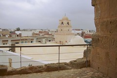 El Jem view (green_lover) Tags: africa architecture buildings view tunisia colosseum eljem