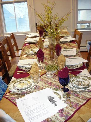First Seder