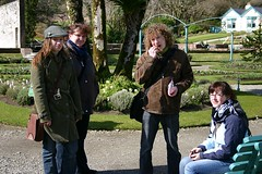 Group picture (the jabberwock) Tags: ireland garden kylemore